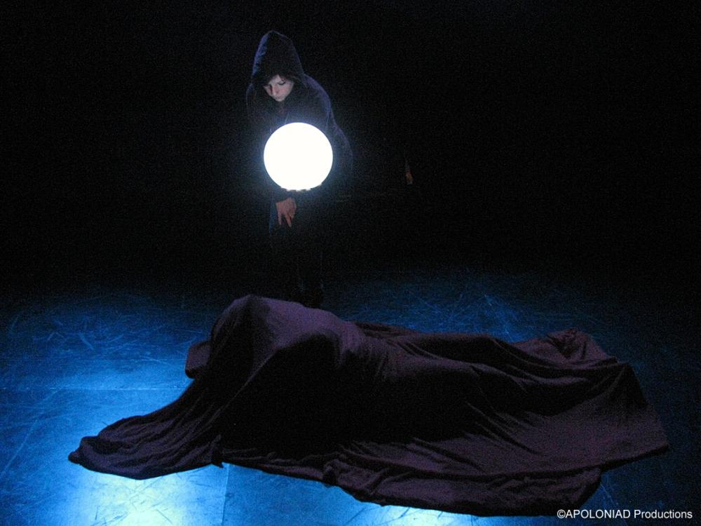 Death raises Alcestis