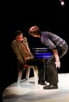 "Bernard 1 attacks Salter in Scene 2 of ""A Number"""